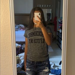 Abercrombie & Fitch Logo Shirt